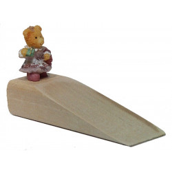 Personalised Door Stop - Teddy