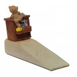 Personalised Door Stop - Bear