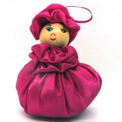 Satin Sweetheart  - Cerise...