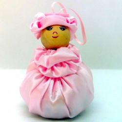 Satin Sweetheart  - Pink -...