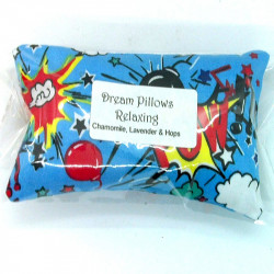 Relaxing Dream Pillow -...