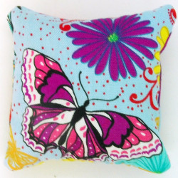 Mini Lavender Pillow - Blue...