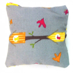 Mini Lavender Pillow - Grey...