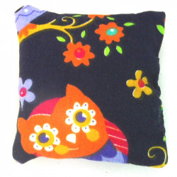 Mini Lavender Pillow - Owl