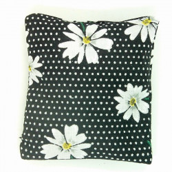Mini Lavender Pillow -Black...