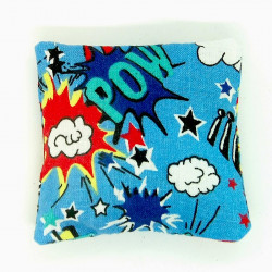 Mini Lavender Pillow -Blue...