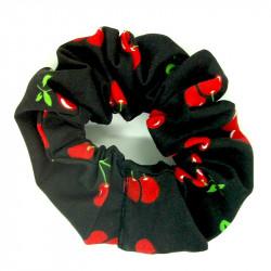 Black Cherry Scrunchie
