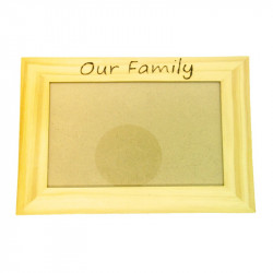 "6x4"" Photo Frame - ""Our..."