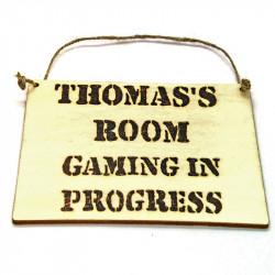 Personalised Gaming in...