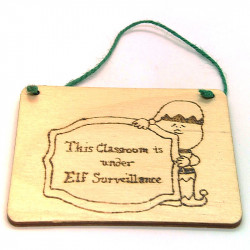 Christmas Plaque -...