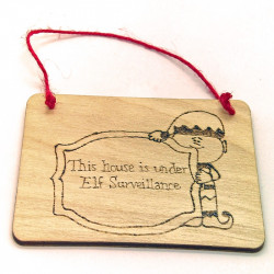 Christmas Plaque - This...
