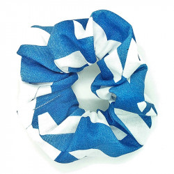 Scotland Flag Scrunchie