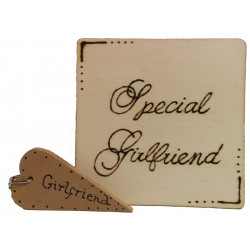2 Piece Gift Set - Girlfriend