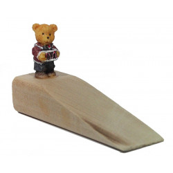 Personalised Door Stop - Teddy