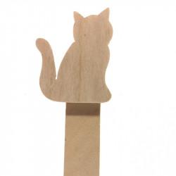 Personalised Cat Bookmark 1