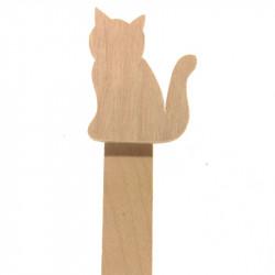 Personalised Cat Bookmark 2