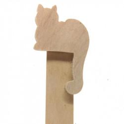 Personalised Cat Bookmark 3