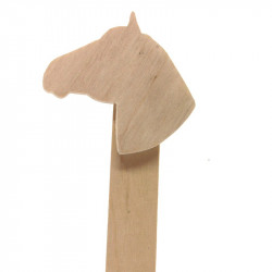 Personalised Horse Bookmark