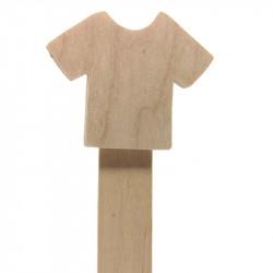 Personalised T-Shirt Bookmark