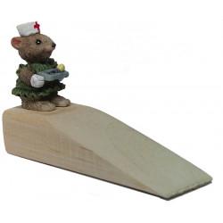 Personalised Door Stop - Mouse