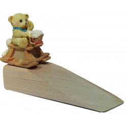Personalised Door Stop - Bear