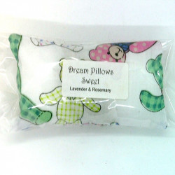 Sweet Dream Pillow - Teddy
