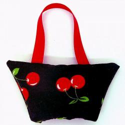 Lavender Handbag - Black...