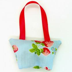 Lavender Handbag - Blue...