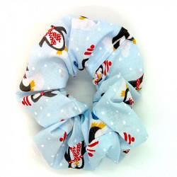 Christmas Blue Penguin -...