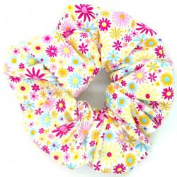 Funky Flower - Hair Scrunchie