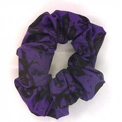 Purple Halloween- Hair...