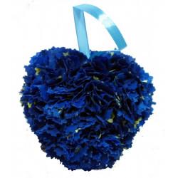 Tatty Heart - Small - Blue,...