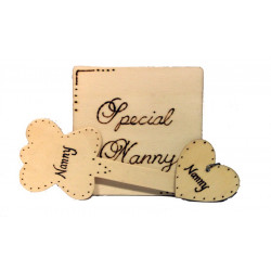 3 Piece Gift Set - Nanny