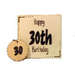 2 Piece Gift Set - 30th...