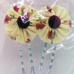 Paperclip Bookmark - Cream...