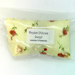 Sweet Dream Pillow - Cream...