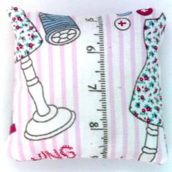 Mini Lavender Pillow - Sewing