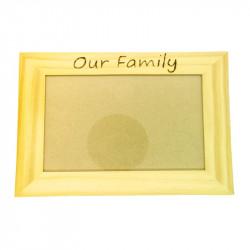 "6x4"" Photo Frame - ""Our..."