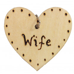 Personalised Classic Heart...