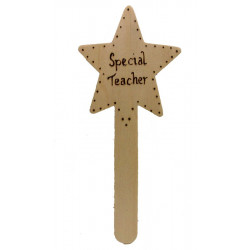 Personalised Star Bookmark