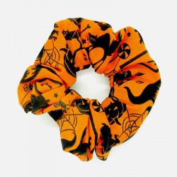Halloween Orange Hair...