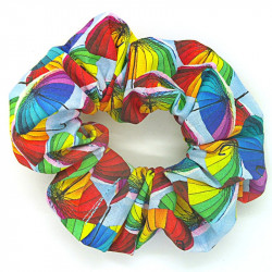 Rainbow Umbrella - Hair...
