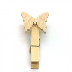 Welly Pegs - Butterfly (Large)