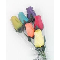 Wooden Rose Bouquet -...