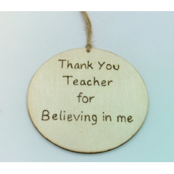 Thank you Teacher for...