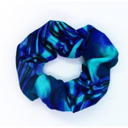 Blue, green, purple swirl...