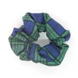 Green and Blue Tartan...