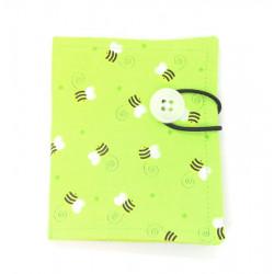 Green Bee Sachet Wallet