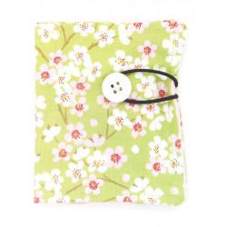 Green Blossom Sachet Wallet