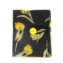 Black and Yellow Tulip...